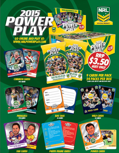2015 ESP NRL Power Play