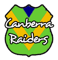 Canberra Raiders Trading Cards