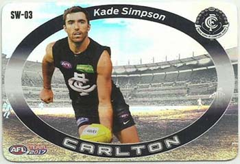 Carlton Star Wild card