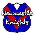 Newcastle Knights Trading Cards