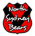North Sydney Bears Trading Cards