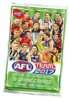 2017 AFL Team Coach packets