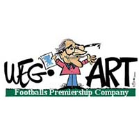 Weg Art AFL Trading Cards