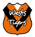Wests Tigers Trading Cards