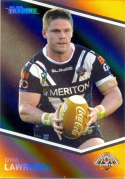 2014 ESP NRL Traders Special Parallel