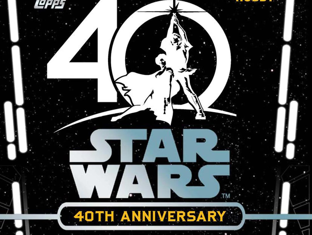 Topps Star Wars 40th Anniversary