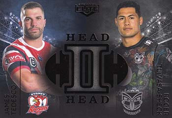 2020 nrl elite head to head case cards HH01
