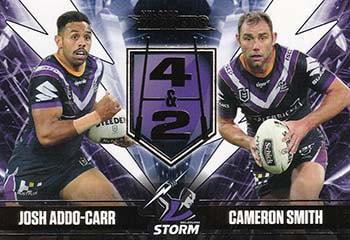 2020 NRL Traders 4 and 2