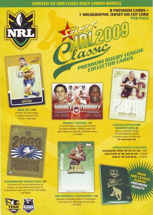 2009 Select NRL Classic