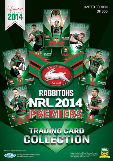 2014 NRL Premiers Collection