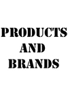 Products and Brands Trading Cards
