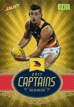 Adelaide Crows 2017 Select Captain Set