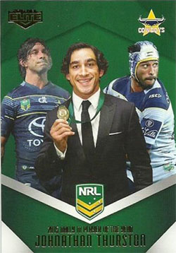 2016 ESP NRL Elite Album Cards