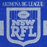 Ardmona Rugby League Trading Cards