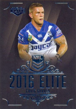2016 ESP NRL Elite Common Card