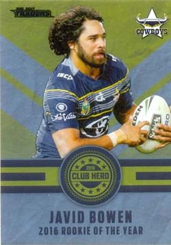 2017 NRL Traders Club Hero