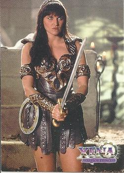 1998 Topps Xena Warrior Princess Foil