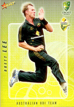 2008/09 Select Cricket Common Cards