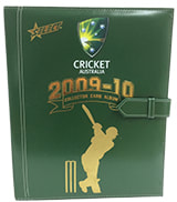 2009 / 2010 Select Cricket Factory Box