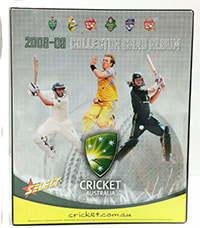 2008/09 Select Cricket Factory Album