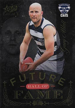 2018 Select AFL Legacy Future Hall of Fame