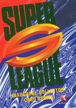 1997 Intrepid Super league cards