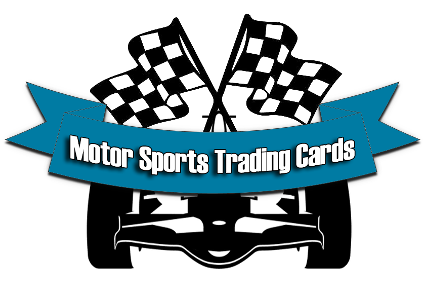 Motor Sports Trading Cards Library