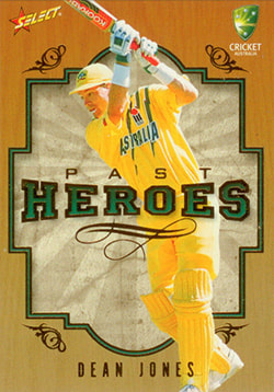2008/09 Select Cricket Past Heroes