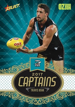 2017 Select Captain Set Port Adelaide