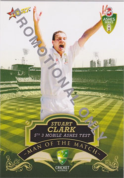 2008/09 Select Cricket Promo Cards