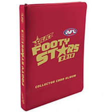 2018 Select AFL Footy Stars factory album