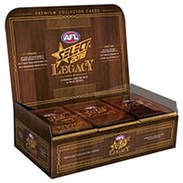 2018 Select AFL Legacy Factory Sealed Box