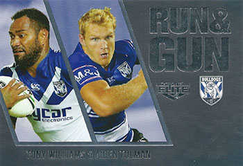 2016 ESP NRL Elite Run and Gun Parallel