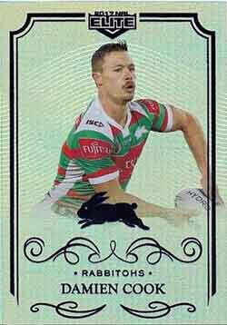 2017 ESP NRL Elite Silver Special South Sydney